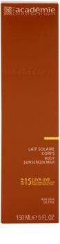 Academie Bronzécran Body Sunscreen Lotion SPF 15
