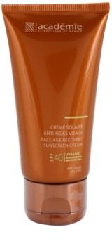 Academie Bronzécran Bőr öregedés elleni napkrém SPF 40