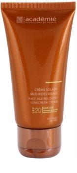 Academie Bronzécran сонцезахисний крем проти старіння шкіри SPF 20
