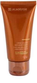 Academie Bronzécran Anti-Aging Sunscreen SPF 20