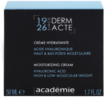 Académie Derm Acte Severe Dehydratation crème hydratante intense