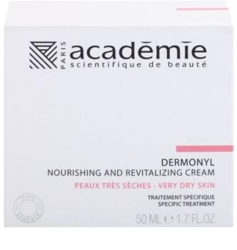 Academie Dry Skin θρεπτική αναζωογονητική κρέμα
