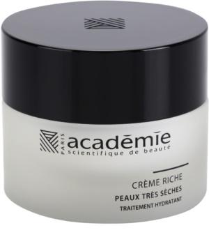 Academie Dry Skin creme rico hidratante