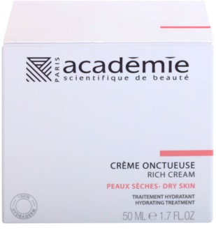 Academie Dry Skin bogata krema s hidratacijskim učinkom