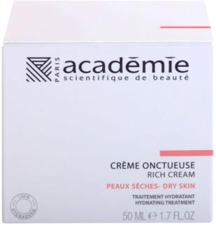 Academie Dry Skin bogata krema z vlažilnim učinkom