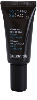 Academie Derm Acte Severe Dehydratation Lifting Cream for Eye Area and Lashes