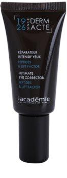 Academie Derm Acte Severe Dehydratation lifting krema za područje oko očiju i trepavice