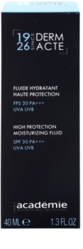 Academie Derm Acte Severe Dehydratation lozione idratante protettiva SPF 30