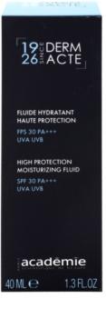 Academie Derm Acte Severe Dehydratation Moisturizing Protective Fluid SPF 30