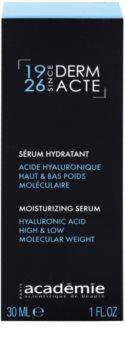 Academie Derm Acte Severe Dehydratation hydratačné sérum s okamžitým účinkom