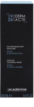 Académie Derm Acte Severe Dehydratation eau micellaire nettoyante
