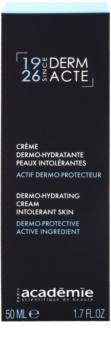 Académie Derm Acte Intolerant Skin crème hydratante et apaisante pour restaurer la barrière cutanée