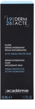 Académie Derm Acte Intolerant Skin fluide hydratant pour restaurer la barrière cutanée