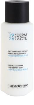 Académie Derm Acte Intolerant Skin lait nettoyant doux visage et yeux