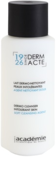 Academie Derm Acte Intolerant Skin latte detergente delicato per viso e occhi