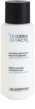 Academie Derm Acte Intolerant Skin nježno mlijeko za čišćenje za lice i oči