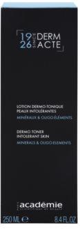 Academie Derm Acte Intolerant Skin lozione tonica lenitiva