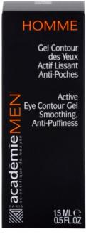 Academie Men očná starostlivosť proti opuchom a tmavým kruhom