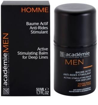 Academie Men aktivni balzam za lice protiv bora
