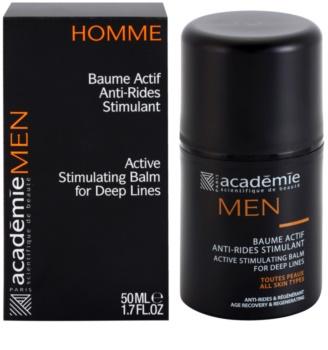 Academie Men aktívny pleťový balzam proti vráskam