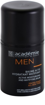 Academie Men Active Moisturising Balm with Matte Effect