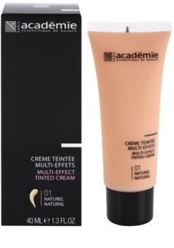 Academie Make-up Multi-Effect tonirana krema za popolno polt