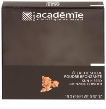 Academie Make-up Sun Kissed élénkítő bronzosító púder
