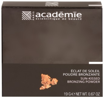 Academie Make-up Sun Kissed pulberi pentru evidentierea bronzului