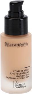 Academie Make-up Regenerating podkład w płynie o dzłałaniu nawilżającym