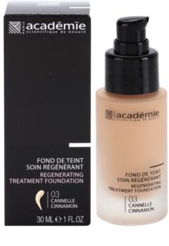 Academie Make-up Regenerating  tekoči puder z vlažilnim učinkom
