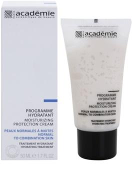 Academie Normal to Combination Skin krem ochronny o dzłałaniu nawilżającym