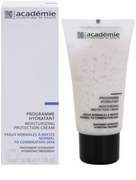 Academie Normal to Combination Skin védőkrém hidratáló hatással