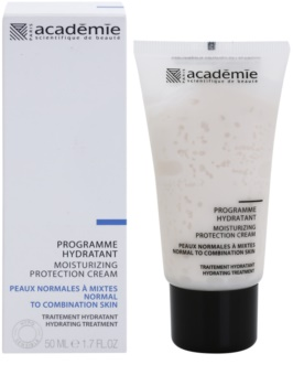 Academie Normal to Combination Skin охоронний крем зі зволожуючим ефектом