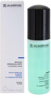 Académie Normal to Combination Skin mousse nettoyante effet hydratant