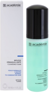 Académie Normal to Combination Skin mousse nettoyante effet hydratant