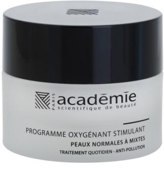 Academie Normal to Combination Skin crema hidratante y fortalecedora para rostro