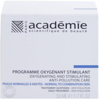 Academie Normal to Combination Skin crema idratante e rinforzante viso