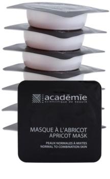 Academie Normal to Combination Skin élénkítő sárgabarackos maszk