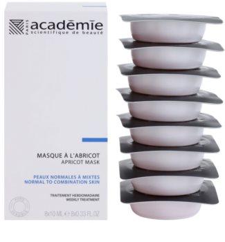 Academie Normal to Combination Skin osvěžující meruňková maska