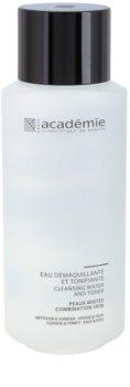 Academie Normal to Combination Skin lozione tonica detergente per viso e occhi