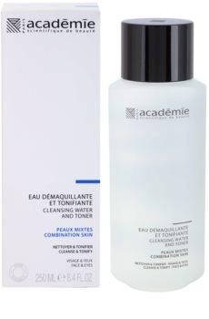 Academie Normal to Combination Skin čistiace tonikum na tvár a oči