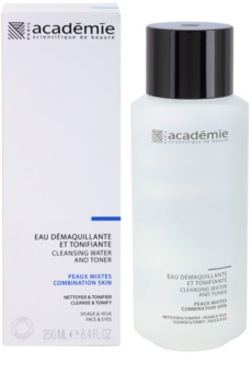 Academie Normal to Combination Skin Cleansing Tonic for Face and Eyes