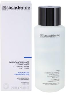 Academie Normal to Combination Skin Reinigungstonikum für Gesicht und Augen