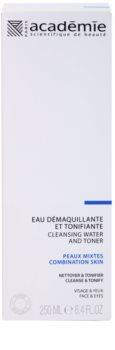 Academie Normal to Combination Skin čistilni tonik za obraz in oči
