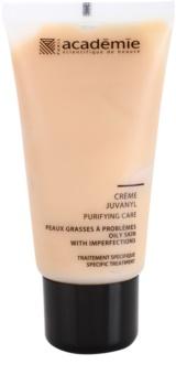 Academie Oily Skin normalizační a matující denní i noční krém