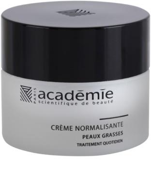 Academie Oily Skin normalizujúci zmatňujúci krém