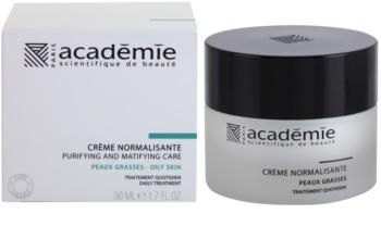 Académie Oily Skin crème normalisante matifiante