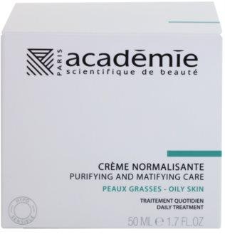 Academie Oily Skin mattierende Creme zur Normalisierung der Haut