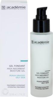 Academie Oily Skin gel idratante per un finish opaco