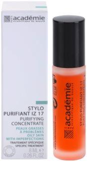 Academie Oily Skin roll-on per pelli problematiche, acne